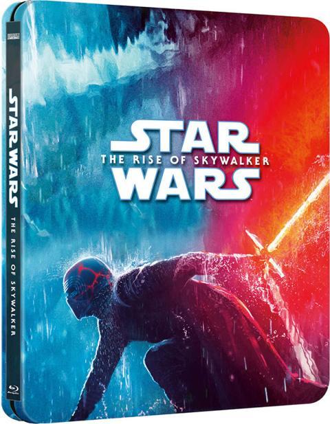Star Wars: El Ascenso de Skywalker en Blu-ray