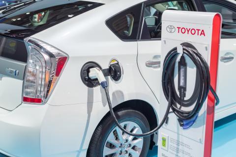 Toyota baterias