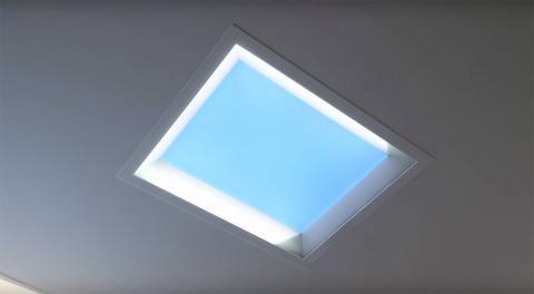 Ventana LED Mitsubishi