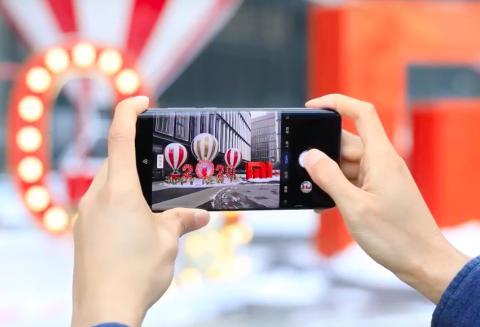 Xiaomi Mi 10 cámara