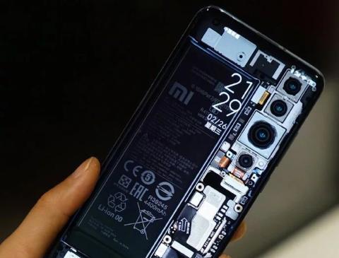 Xiaomi Mi 10 Edición Transparente