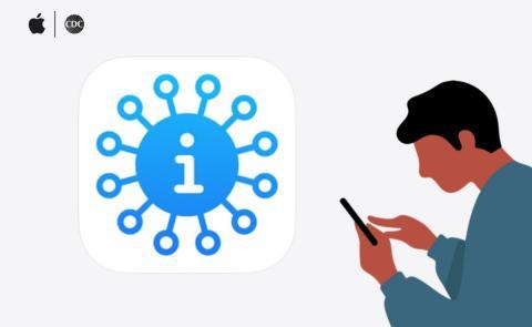 App de Apple Covid-19