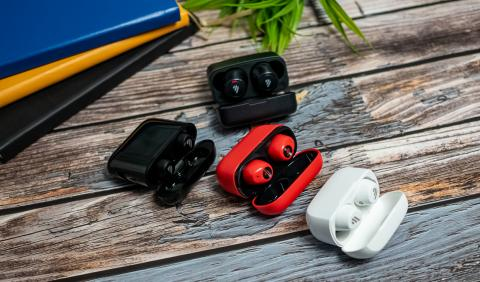 Auriculares  True Wireless Edifier