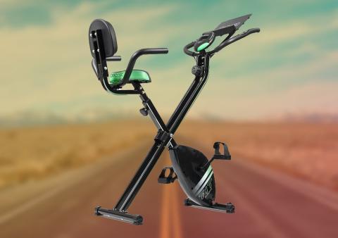 Bicicleta estática X-Bike Pro