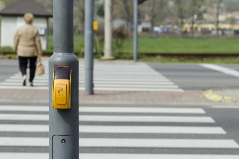 Botón semáforo