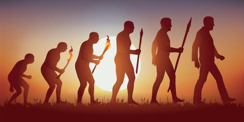 Evolución de Darwin