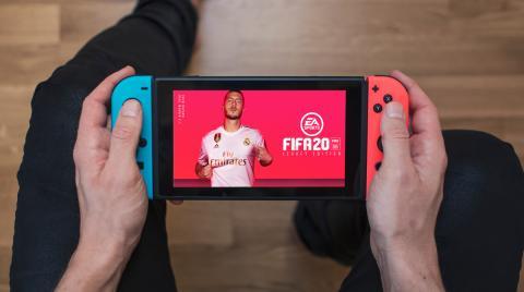 FIFA 20 para Nintendo Switch