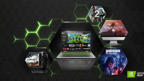 GeForce Now 7 juegos nuevos