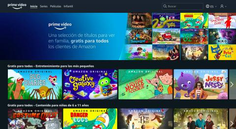 Gratis para todos Amazon Prime Video