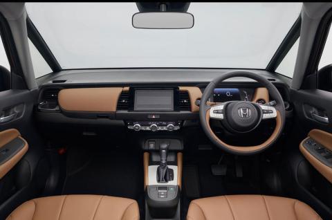 Honda control táctil