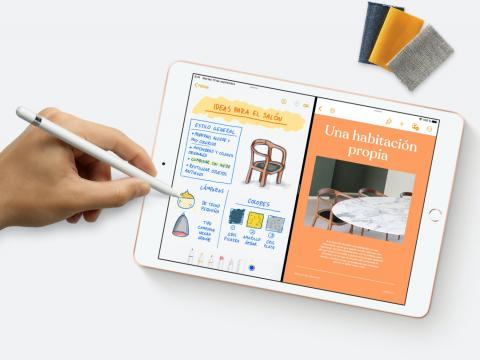 iPad 10,9 pulgadas de 2019