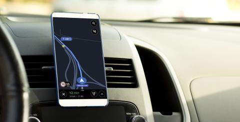 Llega el límite de velocidad a Google Maps