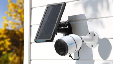 Cámaras de vigilancia IP