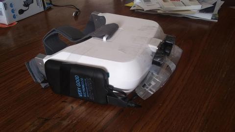 Realidad virtual en una Raspberry Pi