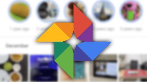 Rediseño Google Fotos
