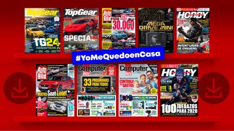 Revista Computerhoy #yomequedoencasa