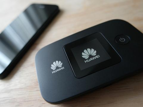 Router WiFi 4G o Pocket WiFi de Huawei