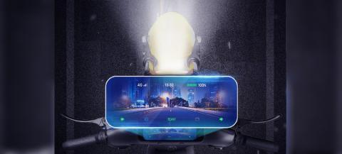 Scooter eléctrico de Xiaomi