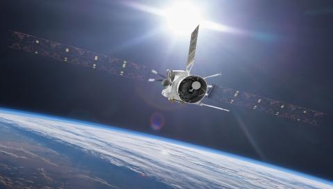 Sonda BepiColombo de la ESA