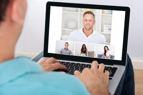 Videollamada grupo