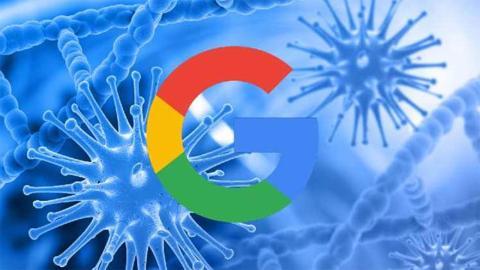 Web Google coronavirus