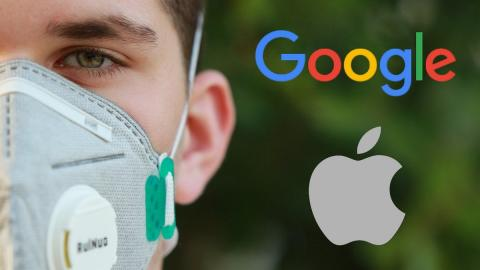 Google y Apple coronavirus