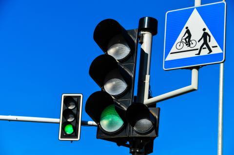 cruce semaforos