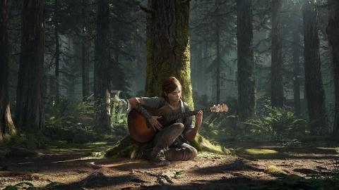 The Last of Us Parte II - música