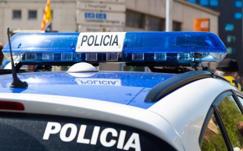 Policía multas estado de alarma