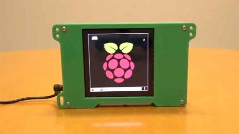 Raspberry Pi 4 escáner 3D