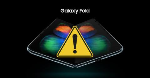 Samsung Galaxy Fold estafa