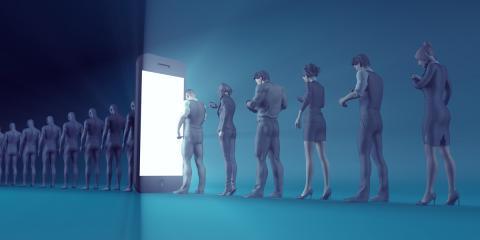 Sociedad tecnología móviles