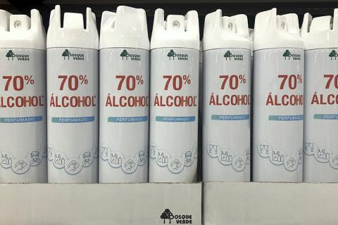 Alcohol Mercadona