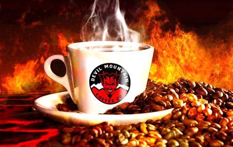 Café diablo