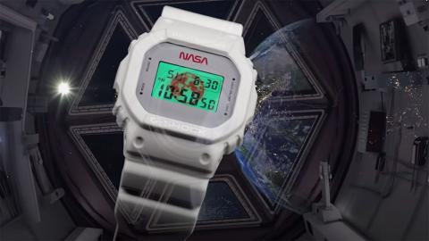 Casio NASA
