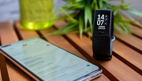Fitbit Charge 4, análisis y opinión