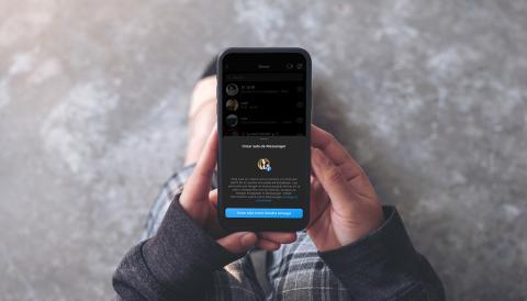 Instagram y Messenger Rooms