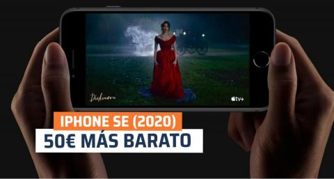 iPhone SE (2020) oferta