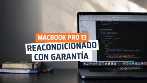 MacBook Pro 13 reacondicionado