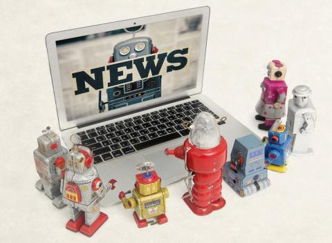 Microsoft robots