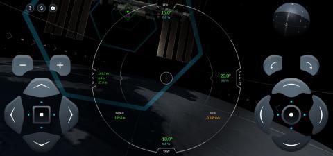 simulador space x
