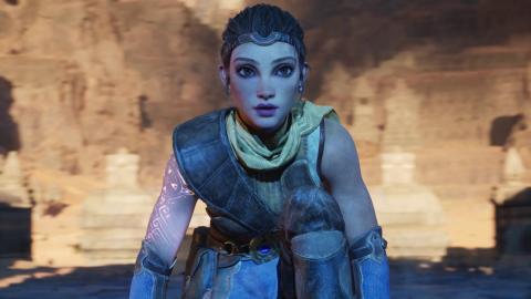 Demo PS5 Unreal Engine 5