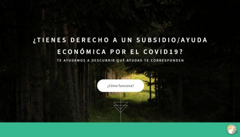 Ayudas y subsidios coronavirus