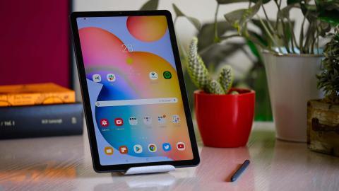 Análisis Galaxy Tab S6 Lite