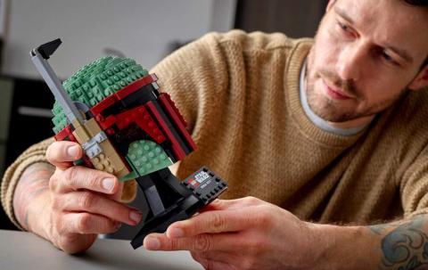 Boba Fett de LEGO