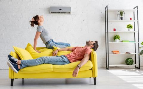 Renovar el aire acondicionado