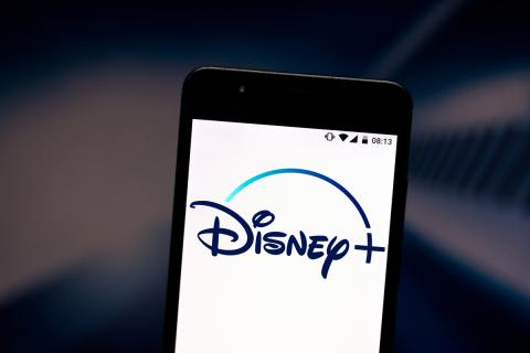 Disney aplicación móvil
