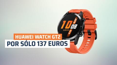 Huawei Watch GT2 Sport oferta AliExpress Plaza