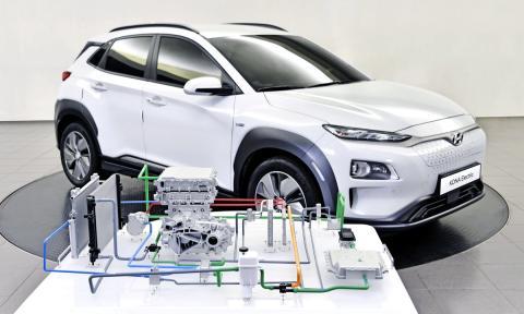 Bomba de calor Hyundai