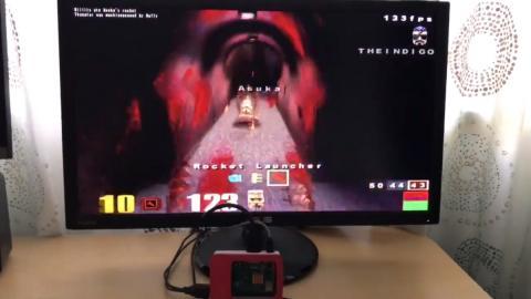 Quake III en Raspberry Pi